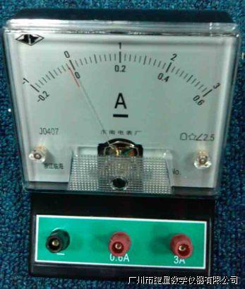 直流电流表用于测量直流电路中的电流